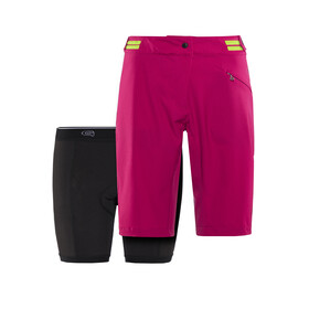 Gonso Sodal Bike-Shorts Damen granita